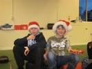 Juleavslutning for junior 2009